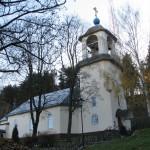 Троицкий Храм. Лахти, 31 Октября 2009 г.