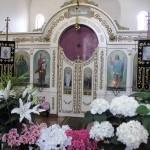 Иконостас в Покровском Храме