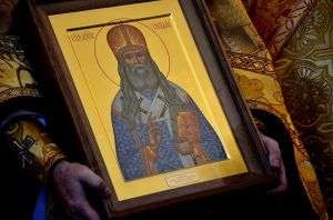 икона святителя Серафима
