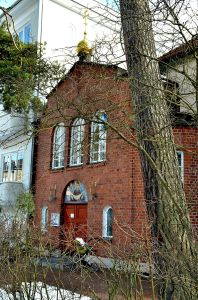 Покровский храм г.Хельсинки